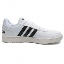 VS Hoops 2.0 Erkek Beyaz Basketbol Ayakkabısı