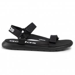Comfort Siyah Yazlık Günlük Sandalet