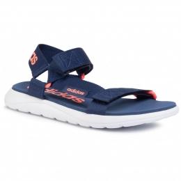 Comfort Mavi Yazlık Günlük Sandalet