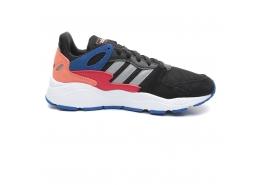 Crazychaos Çocuk Siyah Koşu Ayakkabısı