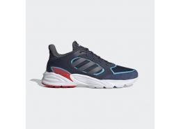 90s Valasion Erkek Mavi Spor Ayakkabı