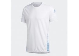 25/7 Rise Up N Run Parley Beyaz Erkek Tişört