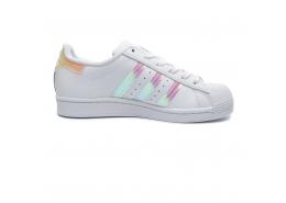 Superstar Kadın Beyaz Spor Ayakkabı (FV3139)