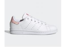Stan Smith Kadın Beyaz Spor Ayakkabı (FV7405)