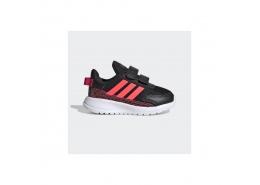 Tensaur Run Bebek Siyah Spor Ayakkabı