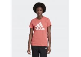 W Bos Co Kadın Pembe Spor Tişört