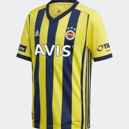 Fenerbahçe SK 20/21 Çubuklu İç Saha Forması