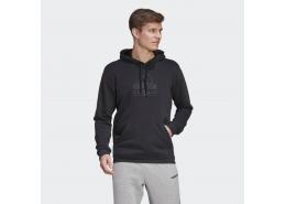 Brilliant Basics Erkek Siyah Kapüşonlu Sweatshirt