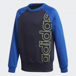 Youth Boys Logo Çocuk Mavi Sweatshirt