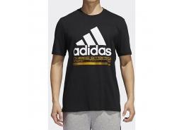 Unv ia Ss Erkek Siyah Spor Tişört