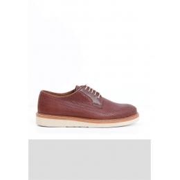 Justo Erkek Kahverengi Günlük Ayakkabı