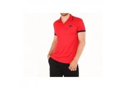 Court Pl Erkek Kırmızı Polo Yaka Tişört
