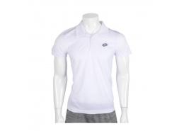 Enzo Erkek Polo Yaka Beyaz Spor Tişört