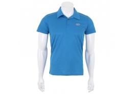 Enzo Erkek Mavi Spor Tişört