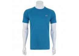 Denise Erkek Mavi Antrenman Tişörtü