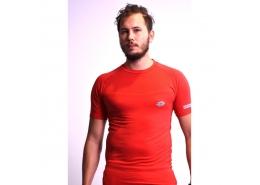 Boss Erkek Kırmızı Spor Tişört