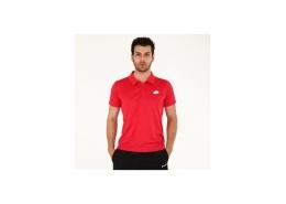 Lomand Erkek Kırmızı Polo Yaka Spor Tişört