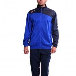 Suit Solista Camp II Erkek Mavi Eşofman Takımı