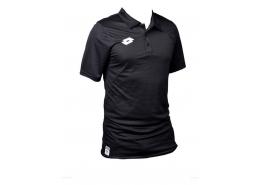 Polo Delta Pl Erkek Siyah Spor Tişört