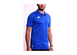 Delta Pl Erkek Mavi Polo Yaka Tişört