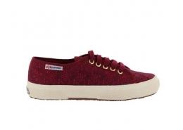 2750-Sangallosatinw Kadın Kırmızı Ayakkabı