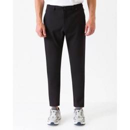 Comfort Bottoms Erkek Siyah Casual Pantolon
