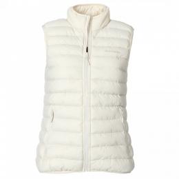 W Basic Lightweight Vest Kadın Beyaz Şişme Yelek
