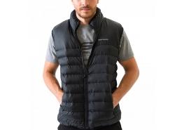 Outerwear Basic Lightweight Vest Erkek Siyah Yelek