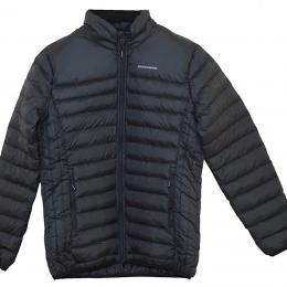 Outerwear Lighweight Erkek Siyah Mont