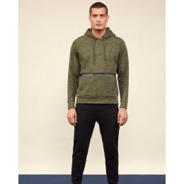 2Xi-Lock Erkek Yeşil Sweatshirt (S211559-310)