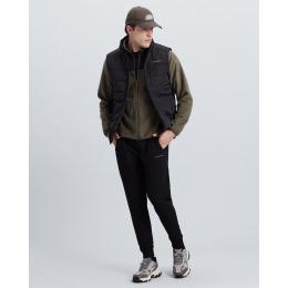 Skechers Pocket Vest Erkek Siyah Yelek(S212037-001)