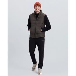 Skechers Pocket Vest Erkek Haki Yelek (S212037-801)