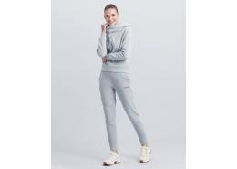 Skechers Big Logo Kadın Mavi Sweatshirt (S212053-407)