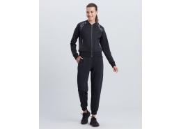 Skechers Panel Kadın Siyah Eşofman Altı (S212063-001)