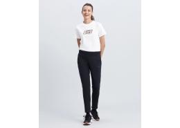Lightweight Slim Kadın Siyah Eşofman Altı (S212079-001)