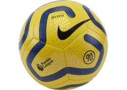 Premier League Pitch Sarı Futbol Topu (SC3569-103)