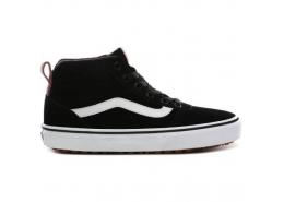 Ward Hi MTE Kadın Siyah Sneaker
