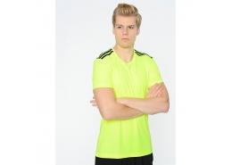 Ace Poly Erkek Sarı Tişört