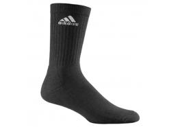 Adicrew HC Unisex Siyah Spor Çorap
