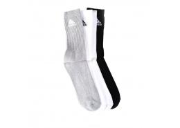 Unisex 3'lü Spor Çorap