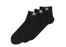 Adiliner Hc 3'lü Siyah Unisex Spor Çorap