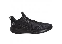 Alphabounce+ Erkek Siyah Koşu Ayakkabısı