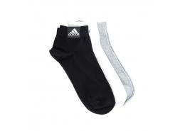 Ankle Plain 3 Renk Kısa Spor Çorap