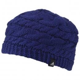 Bella Crochet Kadın Mavi Bere