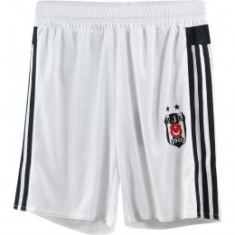 Beşiktaş Çocuk Beyaz Deplasman Şortu