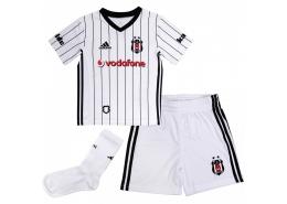 Beşiktaş 2016-17 Bebek Beyaz Forma Takımı