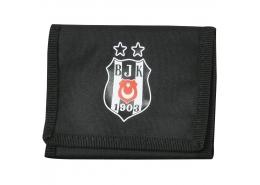 Beşiktaş Siyah Spor Cüzdan (AZ6822)