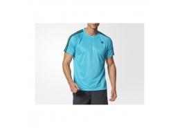 Design 2 Move Erkek Mavi Tişört