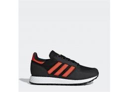 Forest Grove J Çocuk Siyah Spor Ayakkabı