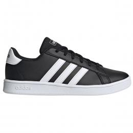 Grand Court Siyah Tenis Ayakkabısı